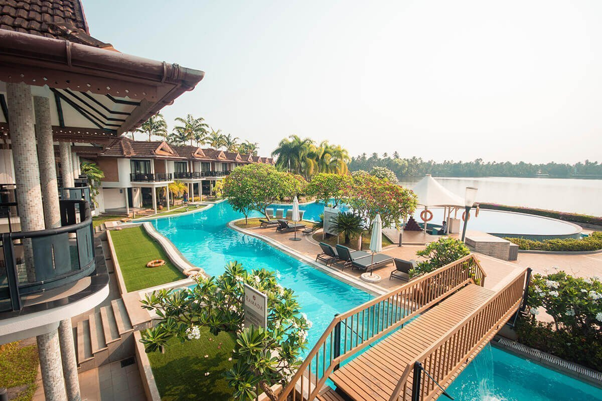 where to stay in kerala