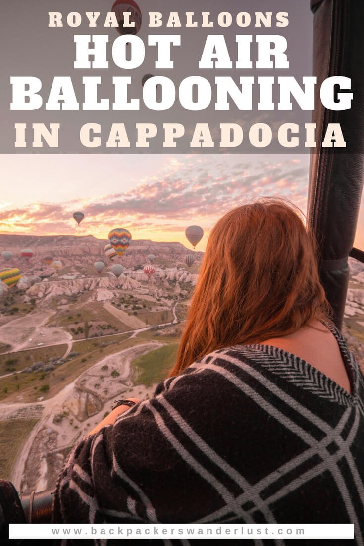 Hot air ballooning in Cappadocia experience with Royal Balloons. Full of fairy chimneys, unusual caves and deep valleys, the landscape of Cappadocia is unlike no other. Add to this the hundreds of balloons which cover the sky and you have a combination of a photographers paradise. Being invited on board by Royal Balloons just made this experience even better.