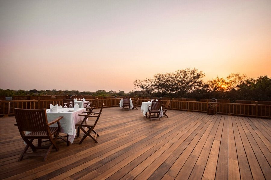 rooftop sunset heritage bagan hotel review