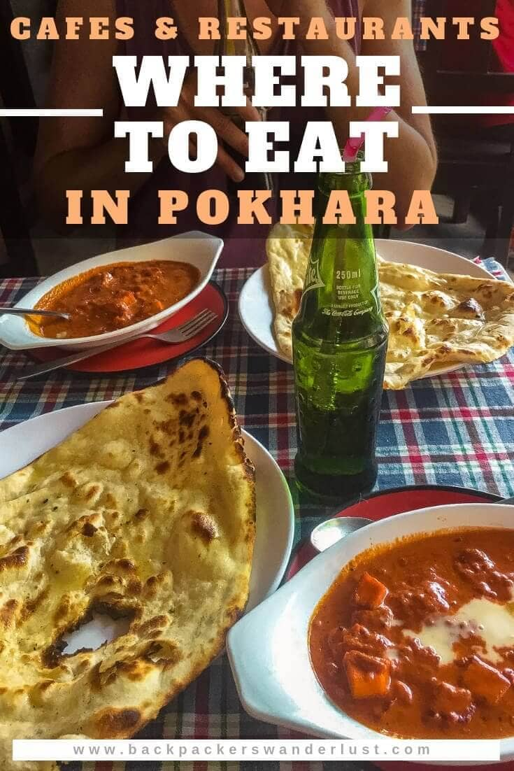 Where to eat in Pokhara, Nepal.Whether you like specialty coffee joints, delicious pizzerias, lake view restaurants, local bites, or fancy hotel eateries. That's why I have created the ultimate list of where to eat in Pokhara!