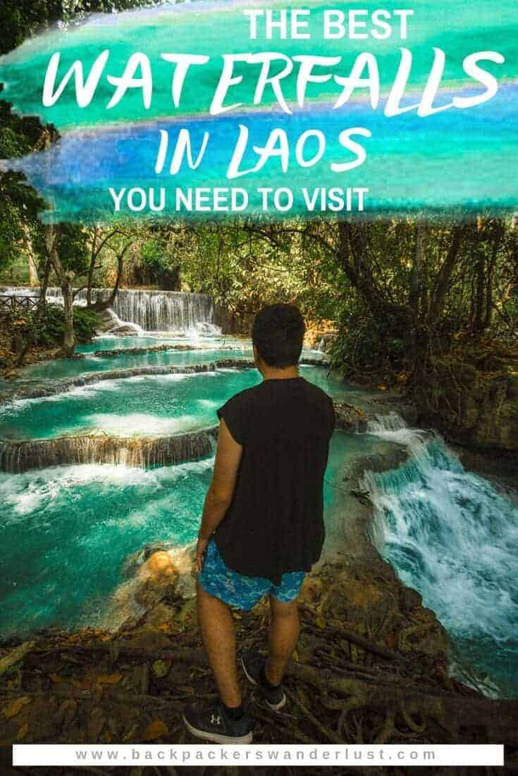 Find out the best waterfalls in Laos that you need to visit at least once. Learn about how to get there, what to do, entry fees and more at each of these amazing falls.